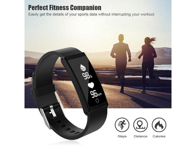 a8fe6b1e5233 Blood Pressure Watch Smart Watch Sports Fitness Activity Heart Rate Tracker  Multi-function intelligent Watch O.24 - Newegg.com