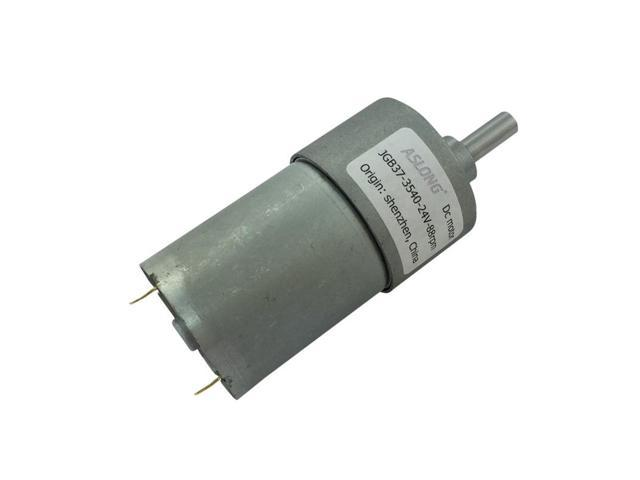 ZGB42RE Gear Motor 42mm Miniature DC Gear Motor 12V 24V Output Eccentric Shaft