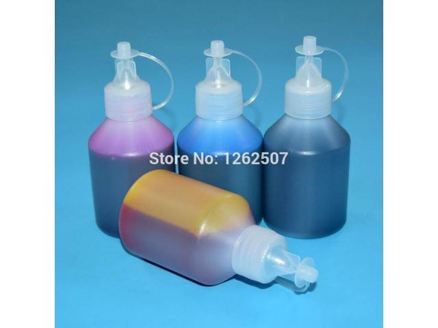 HP364 364XL Bulk dye ink refill kit for hp 364 for hp photosmart 5510 5515  6510 010 109 110 209 210 printer ink for hp364 - Newegg com