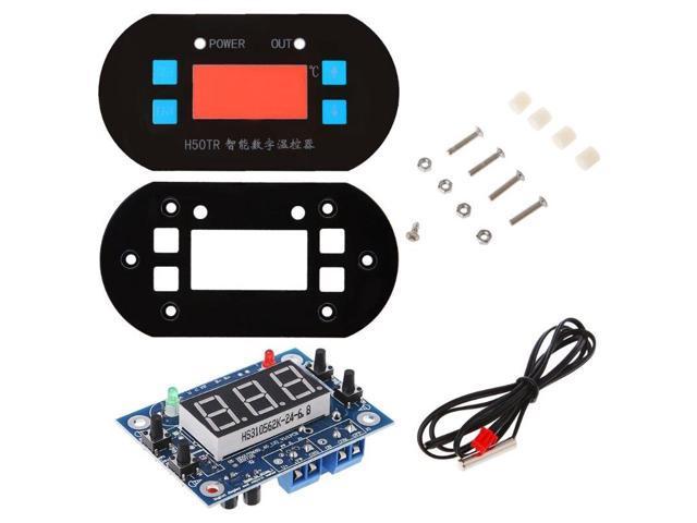 W3230 DC 12V 20A Digital Temperature Controller 50-120°C Thermostat Regulators