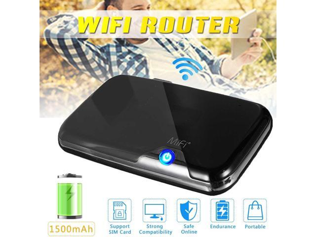 Stick Car USB WIFI Broadband Simcard Travel Portable Router 4G LTE Mini