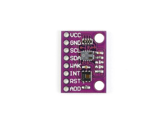 CCS811 HDC1080 CO2 Carbon Dioxide VOCs Air Quality Temperature Humidity Sensor