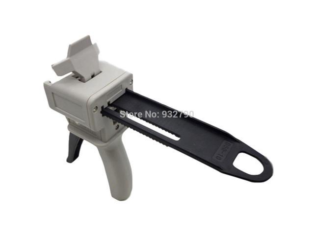 50ml 10:1 Dispensing Gun AB Epoxy Resin Glue Gun 2-part Manual Applicator  Glue Acrylic Adhesive Dispenser Caulking Gun Mixed - Newegg com