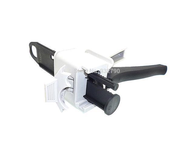 50ml 10:1 AB Epoxy Resin Glue Gun Applicator Glue Adhesive Gun Mixed Hand  Manual AB Caulking Dispensing Guns Adhesive Dispenser - Newegg com