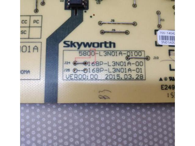 40E3000 5800-L3N01A-0100 168P-L3N01A-00 168P-L3N01A-01 Power Board Working  - Newegg com