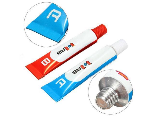 Multi-purpose Strong Adhesive A B AB glue A+ B Epoxy Resin Glue for Plastic  Metal Ceramic Rubber - Newegg com