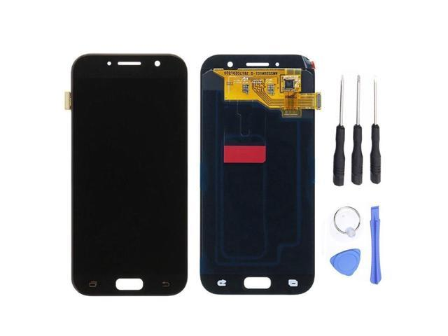 For Samsung Galaxy A5 2017 SM-A520F LCD Display Touch Screen Digitizer  Tools Assembly Replacement LCD For Samsung Galaxy A5 2017 - Newegg com