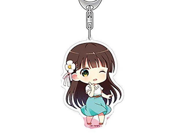Is The Order A Rabbit Gochiusa Chiya Ujimatsu Big Character Acrylic Deca Key Chain Mascot Anime Girls Collection Newegg Com