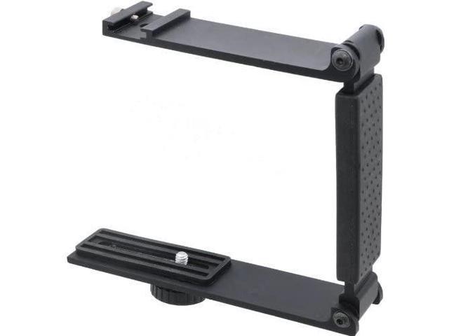 Accommodates Microphones Or Lights Aluminum Mini Folding Bracket for Panasonic HC-V700