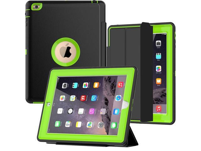 Ipad 2 3 4 Case With Smart Cover Three