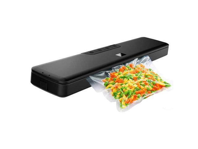 Vacuum Sealer Machine by HYASIA, ZK-03 Vacuum Sealer With Starter Kit,  Automatic Sealing System with 20 vacuum sealer Bags Multi-use Vacuum  Packing