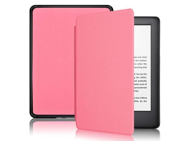 Werleo Slim Shell Case for All-new Kindle 10th Generation 2019 Release  Lightweight Premium PU Leather Protective Cover with Auto Sleep / Wake -  NOT