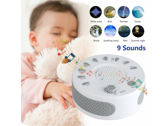 Nature Fan Sounds White Noise Machine For Sleeping Home Sleep Sound Therapy Newegg Com
