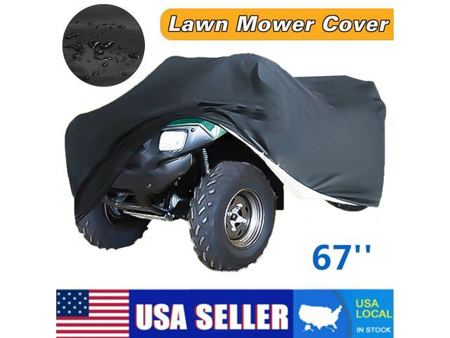 Riding Lawn Mower Tractor Cover Yard Garden Waterproof Fits Decks up 67