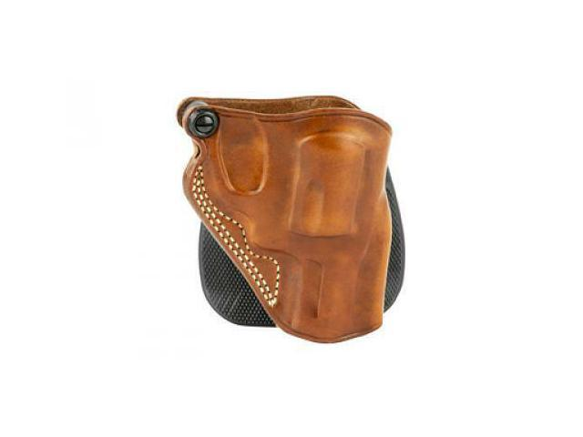 Homelife Speed Paddle Holster, Fits J Frame, Right Hand, Tan Leather SPD158  - Newegg com