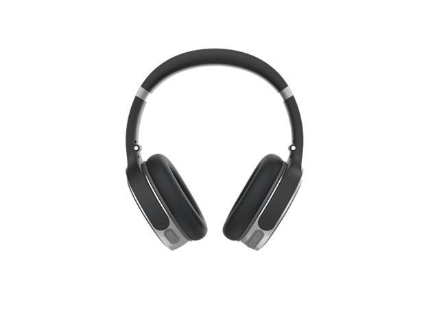 VIDVIE Bluetooth Noise Cancelling Headphones Over Ear, Hi-Fi Stereo Wireless Headset, Foldable, Soft Memory-Protein Earmuffs, w/Built-in Mic and Wired Mode for PC/Cell Phones/TV