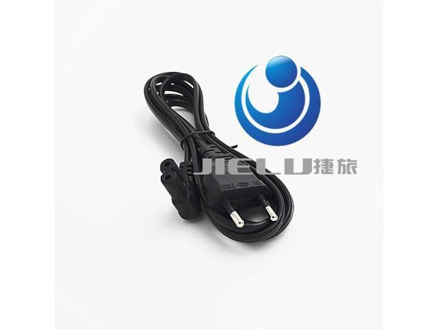 6ft 2-Prong AC Power Cable for Panasonic K2CB2CB00022 AGAC90 DMP-BBT01 DMP-BD30