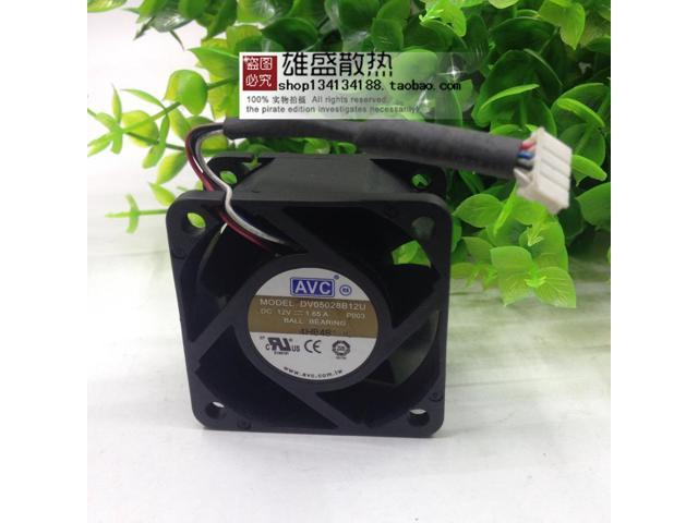 Original For Nidec H60T12BGA7-07 6CM 6025 60mm DC 12V 0.94A winds of 4-wire pwm cooling fan