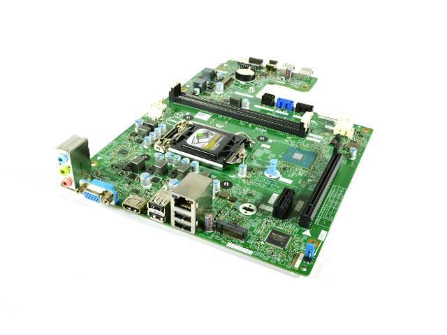 Dell Inspiron 3470 Intel CPU LGA115x DDR4 Desktop Motherboard D02VH 0D02VH  - Newegg com