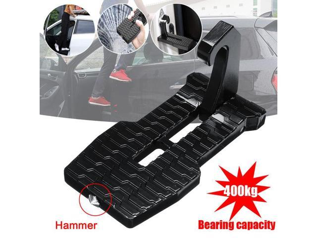 1x Car SUV Pickup Roof Folding Door Latch Hook Step Foot Pedal Ladder Accessory