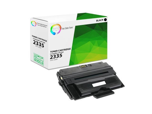 6 pk 2335 Toner Cartridge for Dell 2335dn Printer FREE SHIPPING!