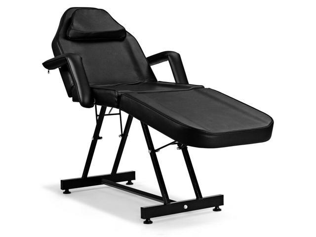 Superb Details About Adjustable Tattoo Massage Bed Facial Beauty Barber Chair W Hydraulic Stool White Black Newegg Com Pabps2019 Chair Design Images Pabps2019Com