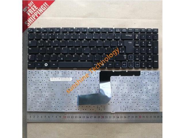 Fit for Samsung  RC510 RC520 RV511 RV520 RV515 RV518 RC512 US version Keyboard