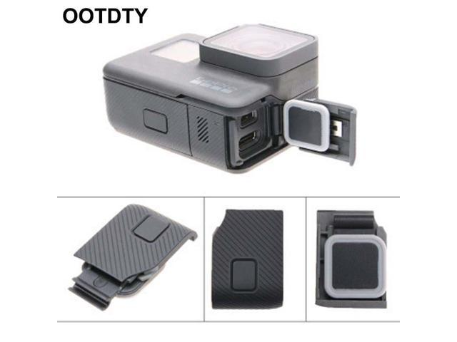 for GOPRO Hero 4 3 3B Side Door Cover Replacement Case Spare Part Black