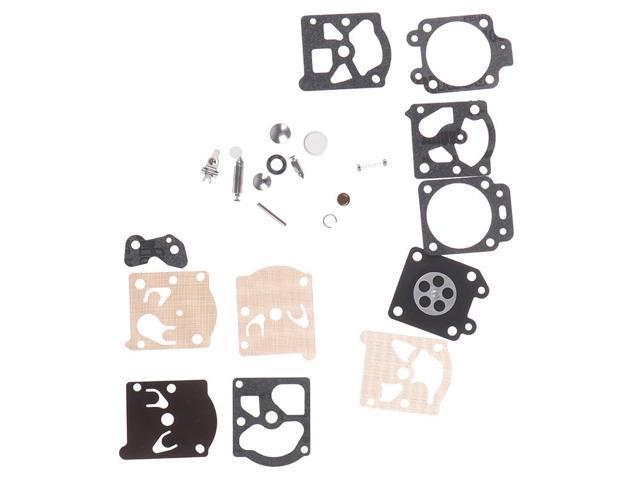 1 Set Carb Carburetor Diaphragm Gasket Needle Repair Kit For Walbro Series  K20-WAT Echo Chainsaw - Newegg com