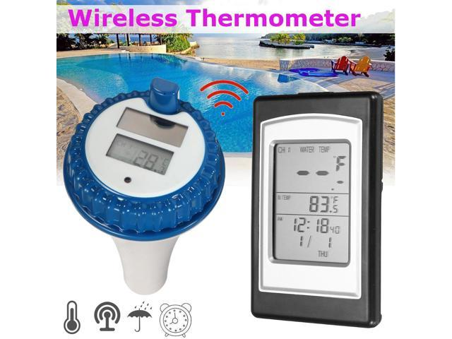 Professional Wireless Digital Swimming Pool Thermometer Wireless  Thermometer In Swimming Pool Spa Hot Tub Waterproof Thermometer - Newegg.com