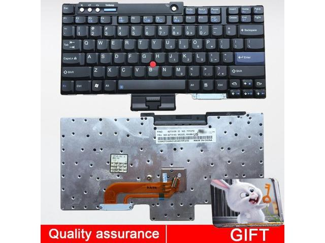 Laptop keyboard For Lenovo IBM ThinkPad X60 X60S X61 X61S T400 T60 T61  English keypad keys Replacement - Newegg com