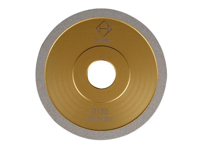 5-inch(125mm)Bowl Shape Brazed Diamond Grinder Grinding Wheel Tool New