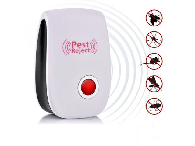 Electronic Ultrasonic Pest Reject Mosquito Mouse Killer Repeller Repellent PA
