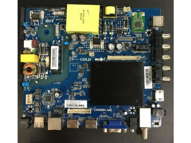 Refurbished: ELEMENT E2SW5018 Main Board P/N: CV6486H-A42 /  7 D6486HA42110 3AX  *Free S/H - Newegg com