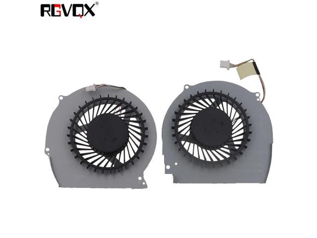 New for Dell Inspiron 15 7566  7567 Series CPU+GPU cooling fan 0NWW0W 0147DX