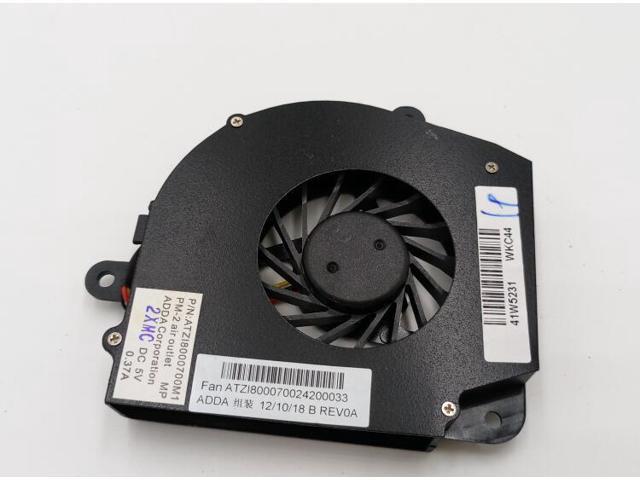 Original Laptop CPU Cooler Fan For Lenovo 3000 N200 C200 N100 F40 F40A F41  Y410 Y40 Y400 Y400A Radiator ADDA AB0705UX-HB3 0 37A - Newegg com