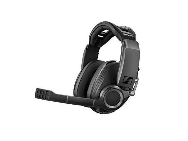 Sennheiser Gsp 670 Wireless Gaming Headset Low Latency Bluetooth 7 1 Surround Sound Noise Cancelling Mic Flip To Mute Audio Presets For Windows Pc Ps4 And Smartphones Newegg Com