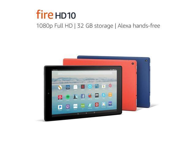 Amazon Fire HD 10 Tablet - 10 1