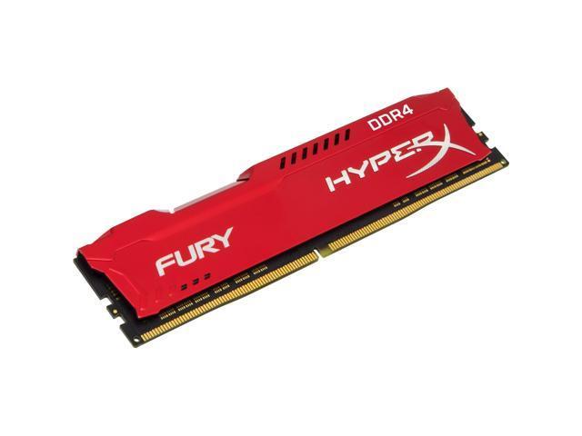 2x4GB 1333MHz 9-9-9 1.5V DDR3 PC3-10666 Non-Ecc DIMM Motherboard Memory KHX13C9B1RK2//8 Kingston Technology HyperX Red 8GB Kit