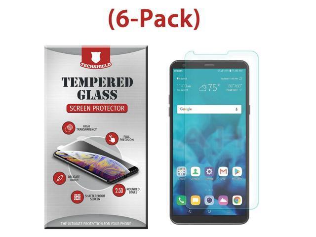6-Pack Tempered Glass Film Screen Protector For LG Stylo 4 / LG Stylo 4  Plus - Newegg com