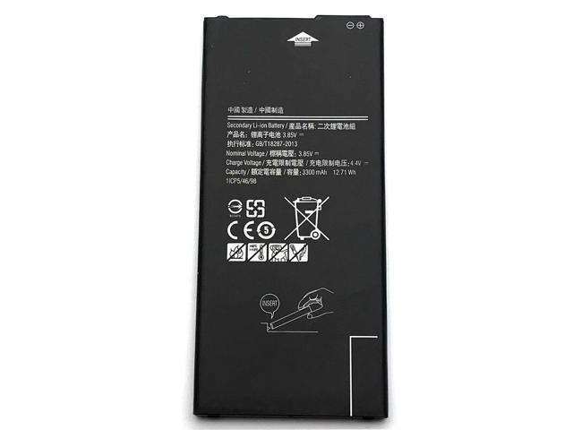 New Battery for EB-BG610ABE Samsung Galaxy J7 Prime On 7 2016 G610 SM-G610  G600 - Newegg com
