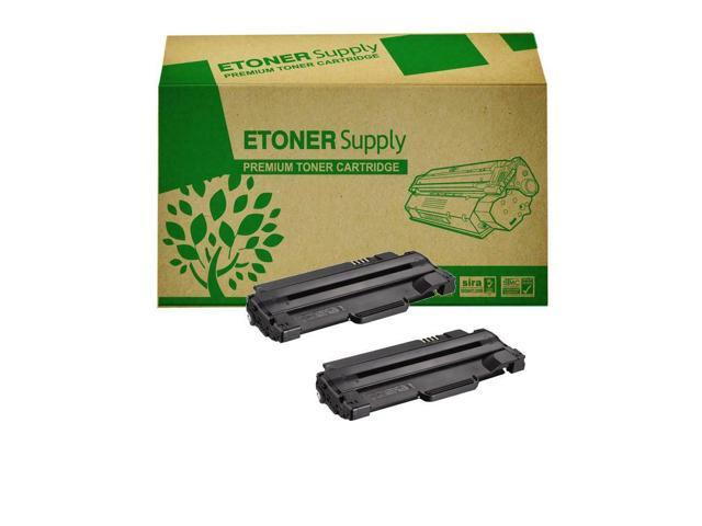 2 Pack 330-9523 New Black Toner Cartridge fit DELL 1130 1130n 1133 1135nD -  Newegg com