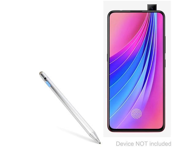 BoxWave vivo V15 Pro Stylus Pen, [AccuPoint Active Stylus] Electronic  Stylus with Ultra Fine Tip for vivo V15 Pro - Metallic Silver - Newegg com