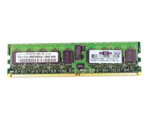 8GB For Samsung ECC  Server 2X4GB 2Rx4 PC2-5300P DDR2-667MHz