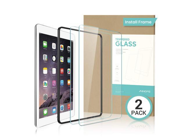 "2pack iPad 9.7/"" iPad Air 2 Screen Protector iPad Air Tempered Glass US Stock"