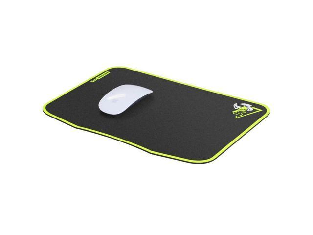 Rantopad GTR Plastic Gaming Mousepad Mat Anti-Slip Rubber Base 350x240x2.5mm