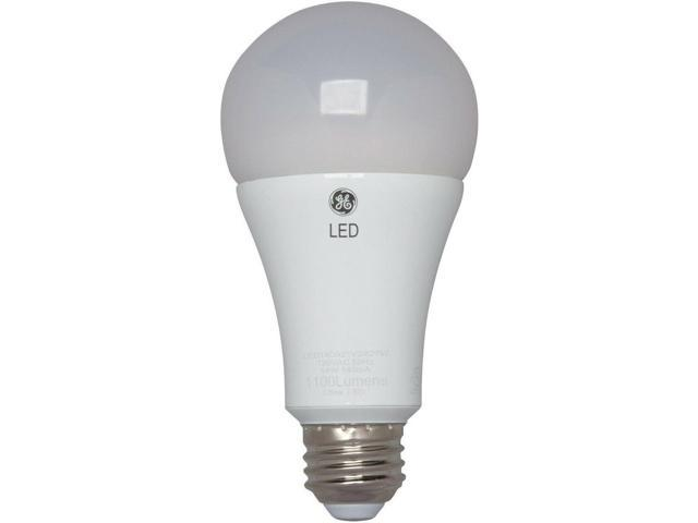 GE 92118 3 Way LED Light Bulb, 16 Watts, 120 Volt - Newegg com