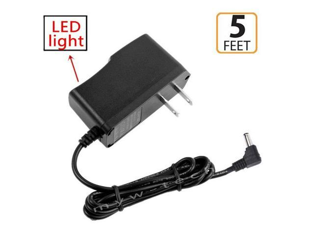 AC Adapter For Casio CTK-520L Keyboard Piano DC Power Supply Charger Cord Cable