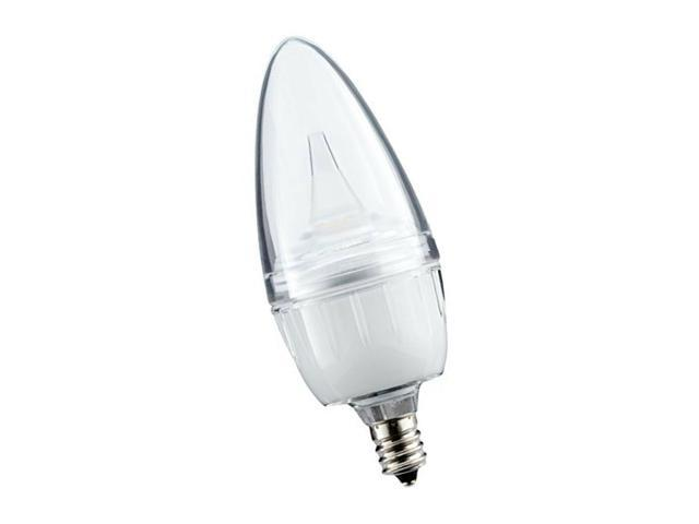 Cree 40w Equivalent Soft White Dimmable Clear B11 Led Candelabra Light Bulb