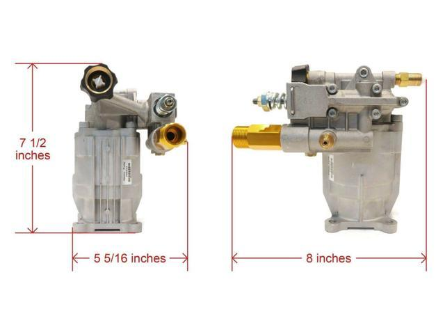 1450-3 1450-0 3000 PSI Pressure Washer Pump for Generac 1443 1443-0 1450-2